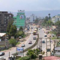 Addis Abeba Hauptstadt Äthiopein