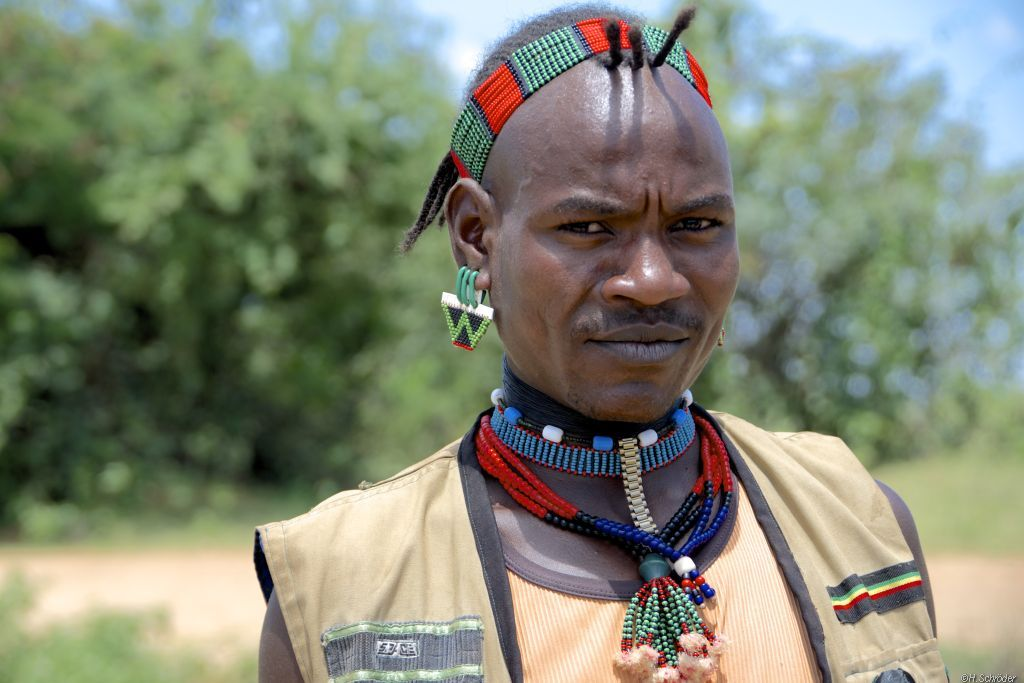 Völker Äthiopiens