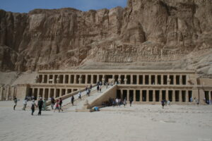 Rundreise Ägypten Hatschepsut Tempel