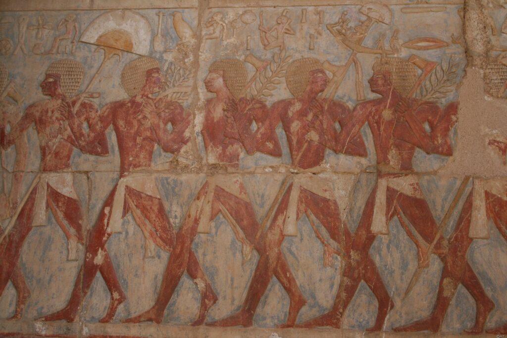 Hatschepsut Tempel, Luxor